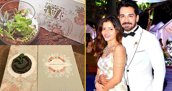 Rubina Enjoys Special Time At A Spa; Picks Wedding Invites Similar To Virushka's