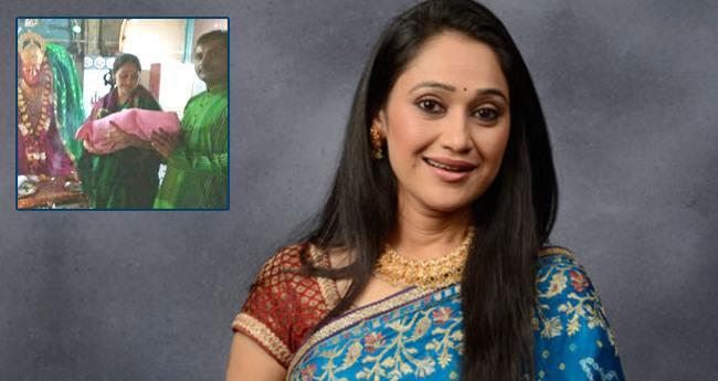 Disha Vakani Takes Her Daughter To Tirupati, Shares First Pic
