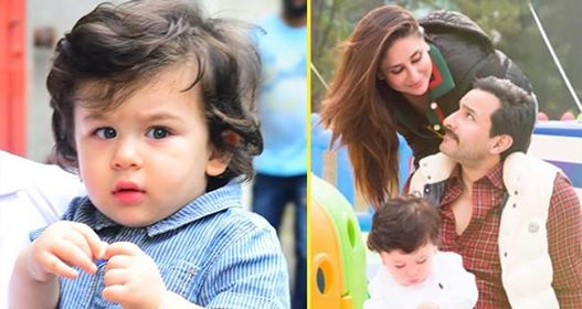 On a family trip with Saif and Kareena, Taimur Ali Khan looks Curious About London