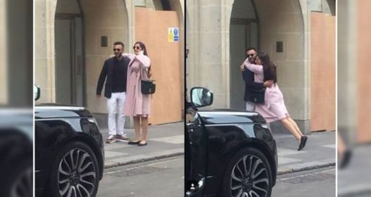 Pics: Sonam Kapoor and Anand Ahuja's Love-Is-In-The-Air In London Is Making Heads Turn