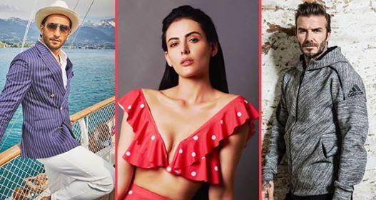 "Mandana Karimi On Tinder, ""She'd Swipe Right For Ranveer Singh Or David Beckham"""