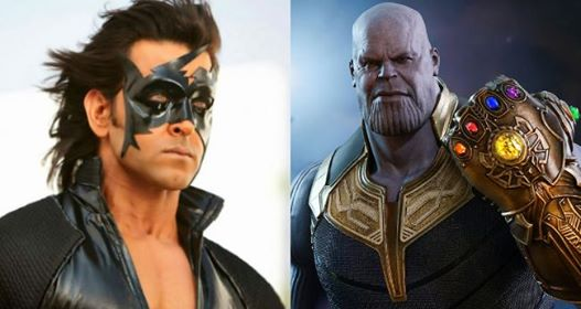 Krrish Vs Thanos Meme Are Trending On The Internet And Are Making People Go ROFL