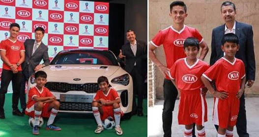 Two Indian Kids To Become Official Match Ball Carriers At Russia For FIFA World Cup 2018
