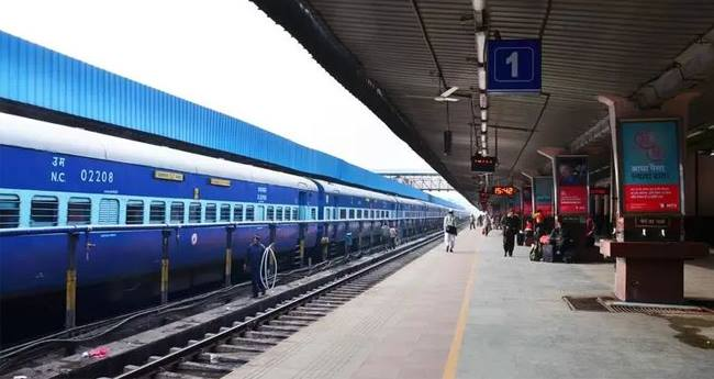 Man who traveled on a train ticket dated 3013 gets Rs 13,000 as compensation
