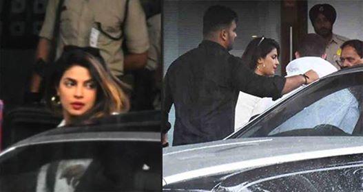 Pics: Priyanka Chopra Flies Off To Goa With Boyfriend Nick Jonas To Enjoy Monsoon