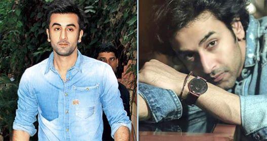 Balika Vadhu Fame Shashank Vyas Uploads A Picture And Fans Think He Looks like Ranbir Kapoor