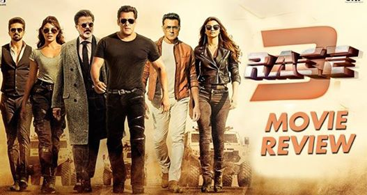 Race 3 Review Taran Adarsh Calls It Disappointing Even Salman S Fans Seems Unhappy