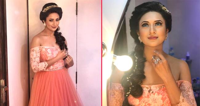 In Pics: Divyanka Tripathi looks like a Fairy tale Princess