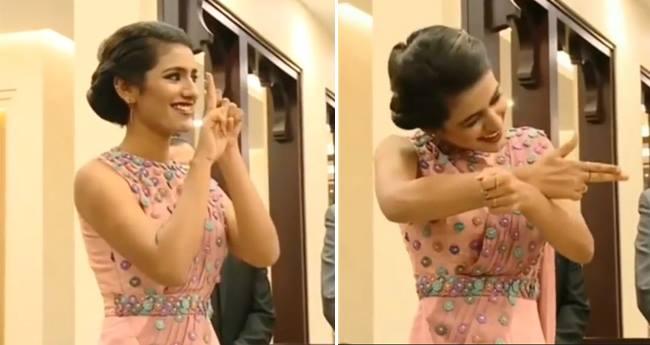 Priya Prakash's new Wink Video will steal away your heart