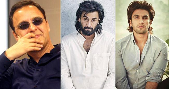 Producer Vidhu Vinod wanted Ranveer Singh to play Sanjay Dutt, not Ranbir Kapoor