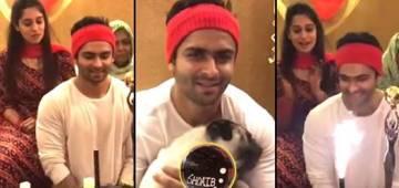 Pics and Videos: Dipika Kakar's Midnight Surprise For Shoaib Ibrahim On His Birthday