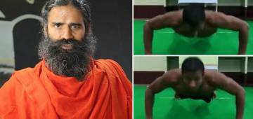 Yoga Day: Man creates World Record with 25k push ups in 10 hours