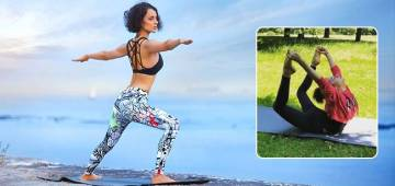 Yoga Day: Kangana Ranaut performing Yoga in London is all the Inspiration we need