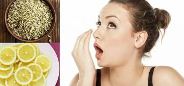 10 Home Remedies Which Will Act As Your Saviour For Bad Breath