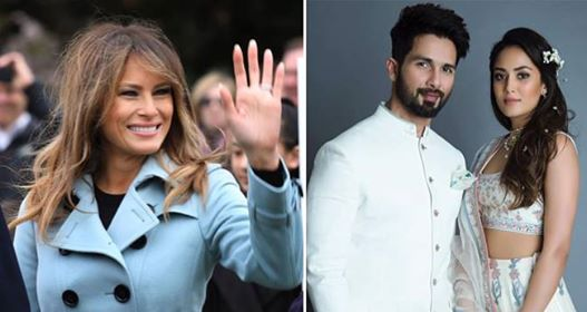 Mira Kapoor Takes A Dig At The US First Lady As She Wore 'I Don't Care Jacket' While Meeting Children