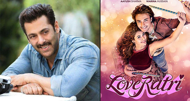 Loveratri Teaser Will Be Released At 3 PM, Salman Khan Informs By Waking Up Early Morning