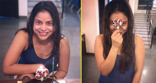 TV Actress Sumona Chakravarti Celebrated Her Birthday With BFF Urvashi Dholakia And Others