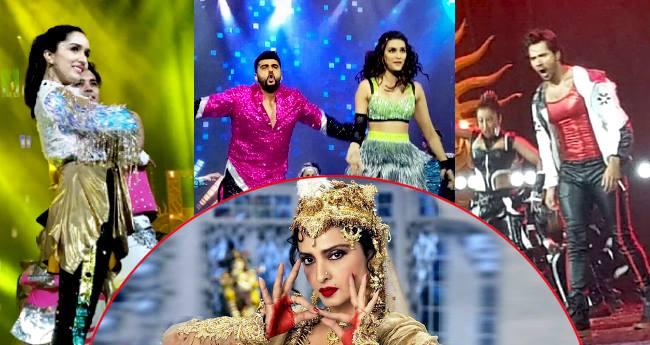 IIFA Awards 2018: Legendary Rekha To Kartik, Varun, Shraddha And Ranbir Give Dhamakedaar Performances