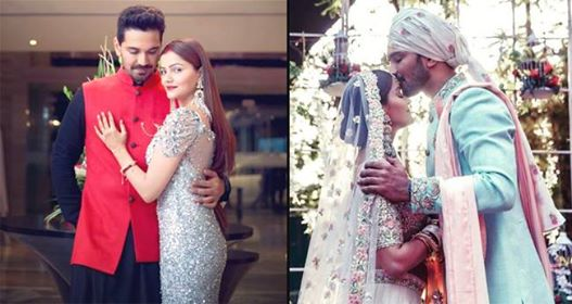 Latest Pictures Of Rubina Dilaik And Abhinav Shukla From Their