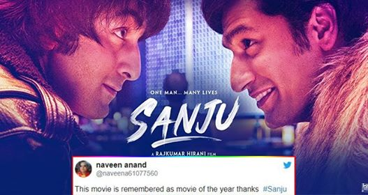 Sanju Review: People's Excitement Knows No Limits, Advanced Booking Brought Smiles
