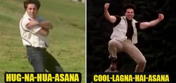 Sunny Deol Birthday Special: Times When The Actor Taught Us To Be Fit With These Asanas In His Songs