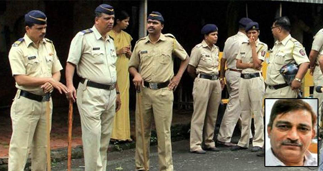 Brave and noble Delhi policeman takes bullet to save his 25 YO colleague who became a father