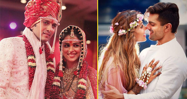5 Bollywood Celebrity Weddings Which Became The Talk Of The Town