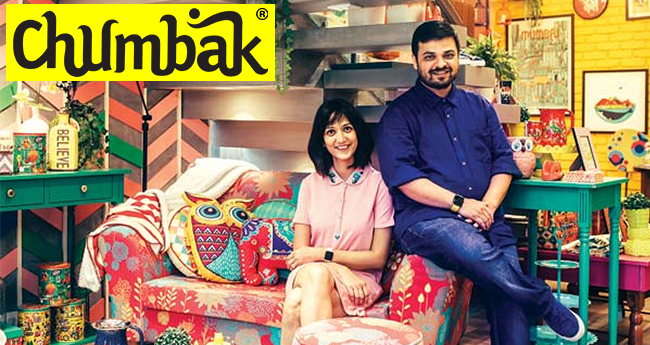 A couple sold off their 3BHK flat in Bangalore to build a brand we know as 'Chumbak'