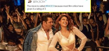 Twitter Takes A Hilarious Dig At Salman Khan's Race 3, The Memes Will Make You Go ROFL