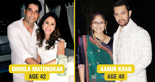 11 Bollywood Biggies Who Got Settled After 40