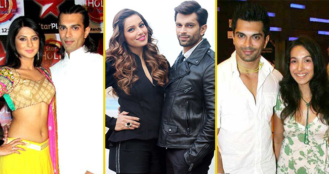 Bipasha Basu replies when media questioned her about hubby Karan's previous two marriages