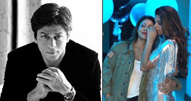"""Life comes with a mother,"" SRK gets emotional with Gauri and Suhana's picture"