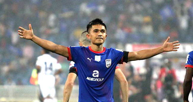 From Sewing His Boots To Leading His Nation, Sunil Chhetri Is Now Become A Football Sensation