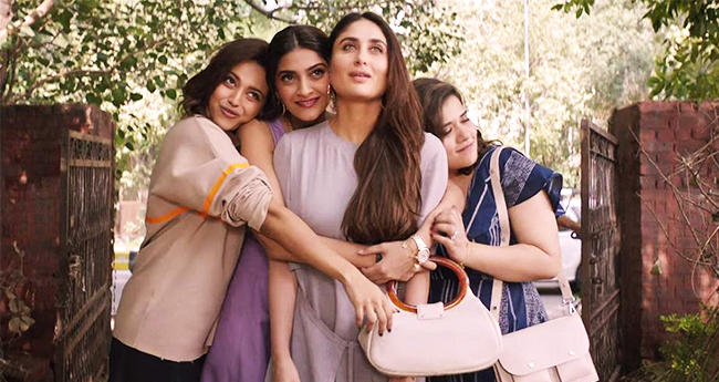 Veere Di Wedding Day 1 BO collection: Kareena-Sonam starrer gets a good opening