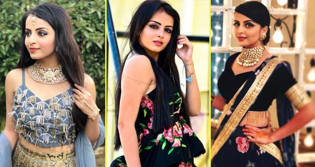 Ishqbaaaz Star Shrenu Parikh Is A Fashion Diva, A Sneak Peek In To Her Instagram Pics
