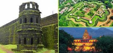 Forts And Citadels Of Kerala Which Continue To Intrigue People With Their Magnificence And Glory