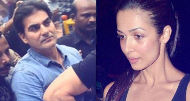Malaika Arora Goes To Meet Ex-Husband Arbaaz Khan After He Lands In IPL Betting Trouble