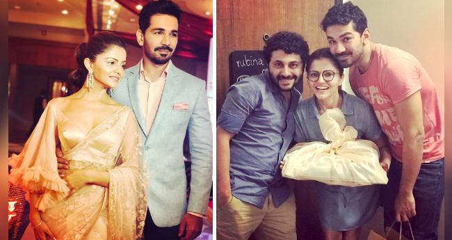 'Choti Bahu' Rubina and Abhinav's wedding card is inspired from Virushka's marriage
