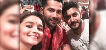 Varun Dhawan and Alia Bhatt to be paired for 'Ranbhoomi'