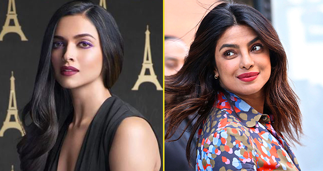 Priyanka equals Deepika, becomes the highest paid actress with 'Bharat', charged Rs 12 Crores