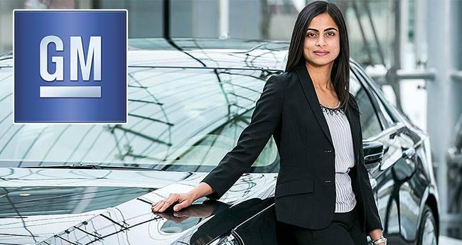 Indian Woman Divya to become CFO of US' Biggest Auto Company 'General Motors'