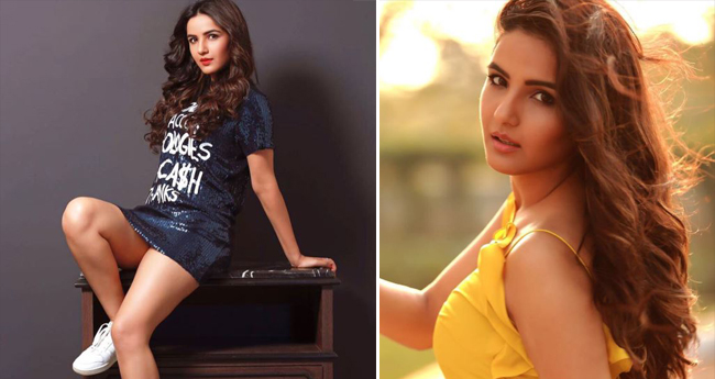 'Teni' aka Jasmin Bhasin sizzles in a swimwear, pictures from her recent photoshoot
