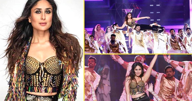 Kareena, Jacqueline and Manushi sizzle the dance floor at the Miss India 2018 finale