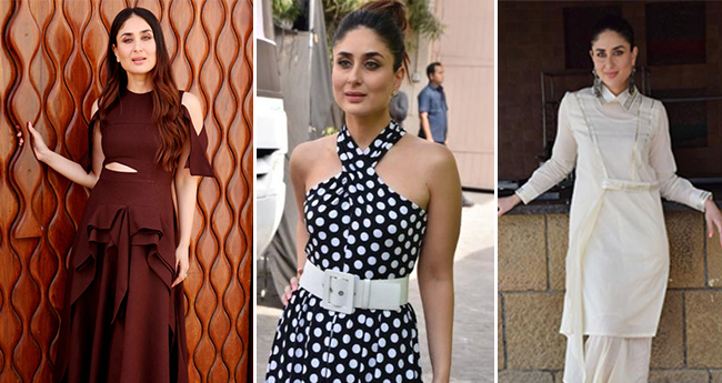 Veere Di Wedding Outfits.Pics Kareena Kapoor Khan Setting Major Fashion Trends With Her