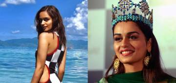 "Beauty with brains, Manushi Chhillar says ""The key is to do something that makes you happy from your heart"""