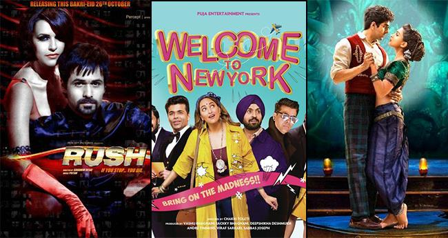 Hindi films that failed to cross 1 Crore mark on their opening day