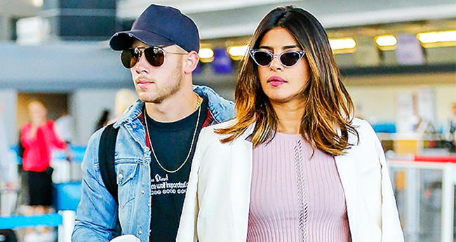 Priyanka Chopra and Nick Jonas could make a visit to India together
