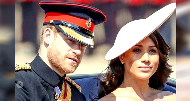 In Pics: Prince Harry and Meghan Return from their honeymoon, looked stunning