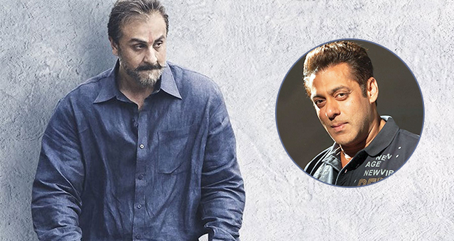 Salman expected Sanjay Dutt to play himself in 'Sanju', says no other actor could do justice with his role