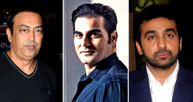 Apart From Arbaaz Khan, Vindu Dara Singh and Raj Kundra Were Also Involved In IPL Scandals